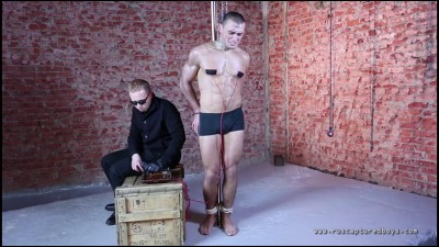 RusCapturedBoys — Judoist Vitaly in Slavery Part 2