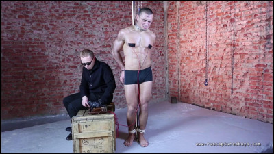 RusCapturedBoys - Judoist Vitaly in Slavery Part 2