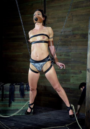 Beautiful body in good BDSM