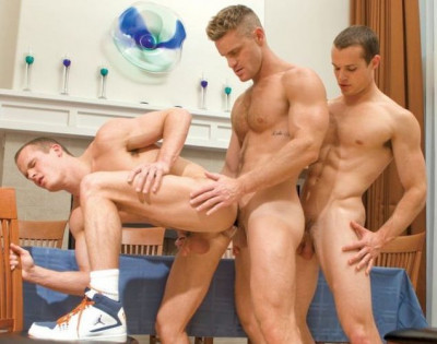 Rosso Twins And Landon Conrad