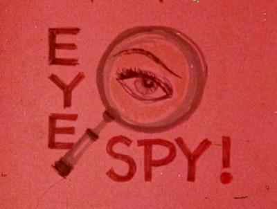 Eye Spy!