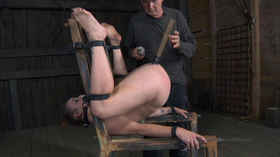 InfernalRestraints Bella Rossi The Farm: Bella's Visit Part 1