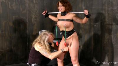 PainToy - Cassie Cane - Tormented Pain Slave