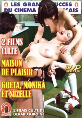 AFrance - Greta, Monika Et Suzelle (1980) (Blue One)