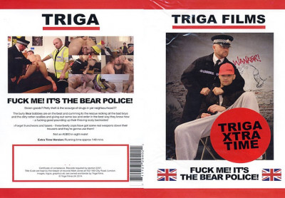 Fuck Me! It's The Bear Police! (2014)