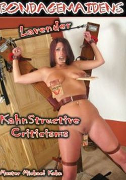 Kahnstructive Criticisms