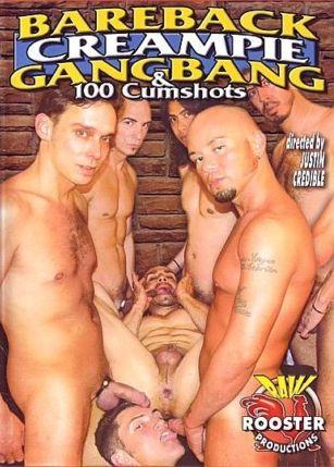 Bareback Creampie Gangbang And 100 Cumshot