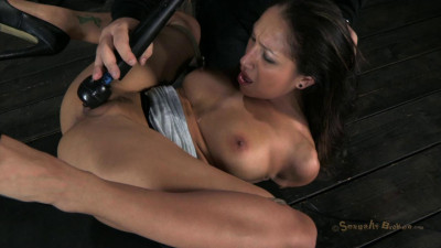 SB – Hot Latina Is Overloaded With Cock, Orgasms, And Bondage – February 25, 2013 – HD