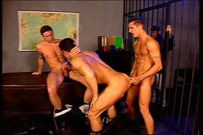 [Pacific Sun Entertainment] Four Gay Studs Get Each Other Off Together