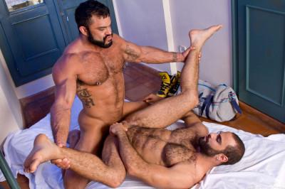 Rogan Richards And Paco