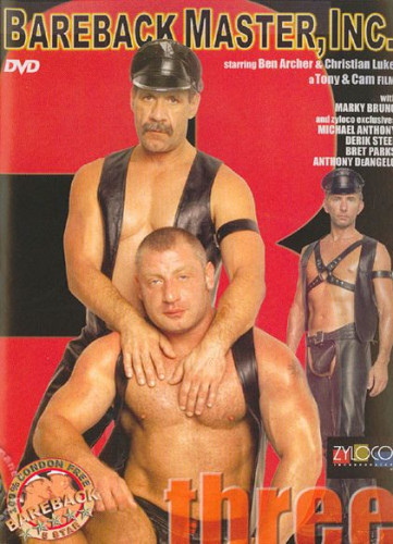 Bareback Master, Inc. Vol. 3