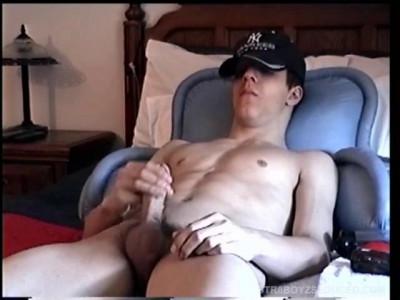 Blowing Str8 Boy Billy (straight boy, first scene, deep throat).