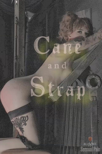 Abigail Dupree — Cane and Strap (2017)