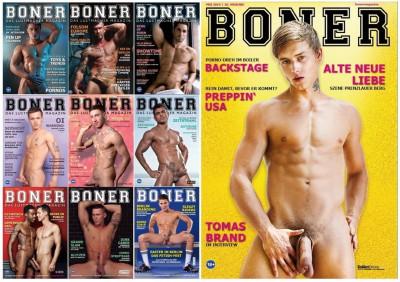 Description Boner Das Lustmacher Magazin № 1-10