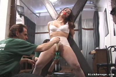RickSavage - Pussy Torment: Scene 4 Brianna