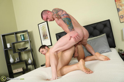 Griffin & Palmer: RAW - male models gay!