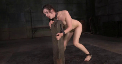 Warner Restrained And Used Hard By Big Dick With Drooling Brutal Deepthroat
