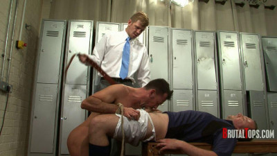 BrutalTops - Session Pt 332 - Master Derek and Master Edward
