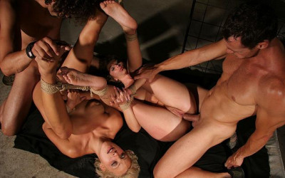 Hot Girls In BDSM Part 2