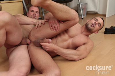 Jack Braver Barebacks Andy West