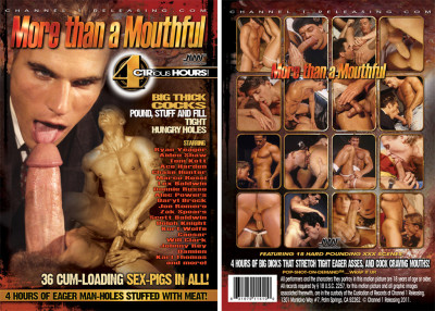 Channel 1 Releasing – More Than A Mouthful (2011)