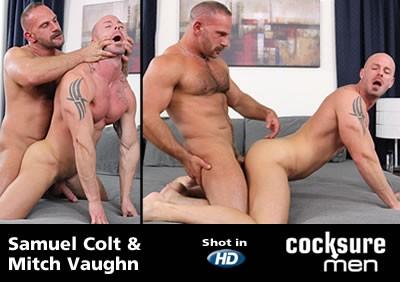 Samuel Colt & Mitch Vaughn