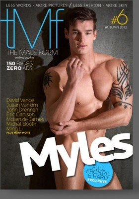 TMF-The Male Form magazine