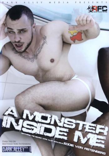 Dark Alley Media, Raw Fuck Club -  Eddie Von Fistenberg, Preto Bom,Gutenberg Ferraz, Kratos, Saulo, Jorginho - A Monster Inside Me