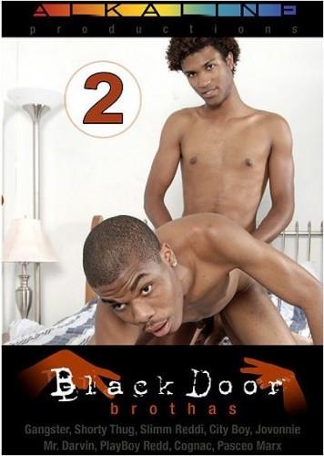 Black Door Brothas Part 2 (white men, oral sex, video)
