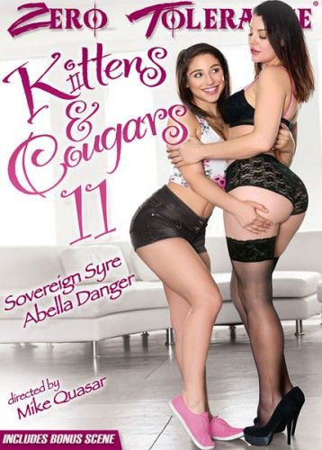 Abella Danger, Britney Amber, Chanell Heart, Julia Ann — Kittens and Cougars 11 (2016)