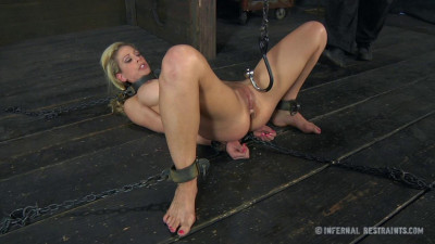 Infernalrestraints – Mar 15, 2013 – Hook, Box & Ringer – Cherie DeVille