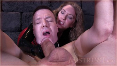 Extreme Humiliating Bound Milking
