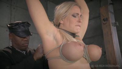 Big Titted Blonde Angel Allwood Brutally Bound Throat Trained Messy Drooling Deepthroat (2014)