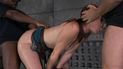SexuallyBroken – Jan 07, 2015 – Dungeon Slave Cici Rhodes Strictly Restrained