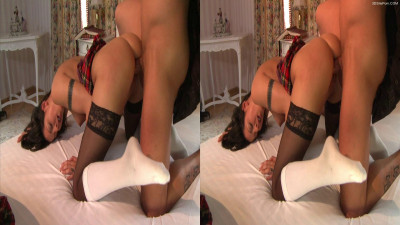Sex with a butler in anal