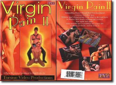 Virgin Pain 2 - A Slave Retrained