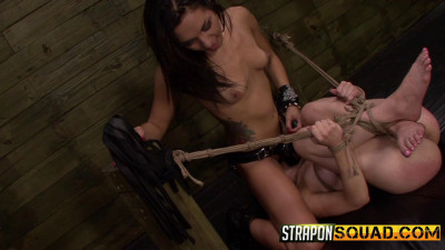StraponSquad - Sep 19, 2014 - Another Round of Lesbian Domination