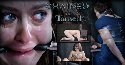 IRestraints - Dixon Mason - Chained and Tamed