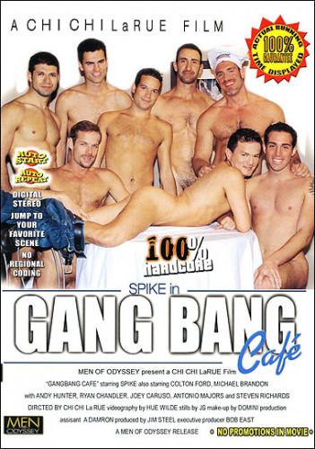 Men of Odyssey Studio – Gang Bang Cafe (2002)