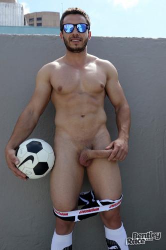 James Nowak's First Outdoor Nude Shoot