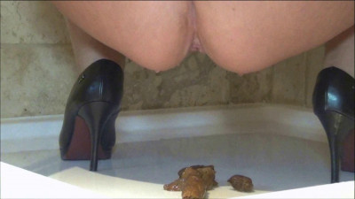 Description Rosella scat - dirty anal compilation