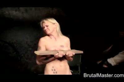BM Pig - Nailed Tits