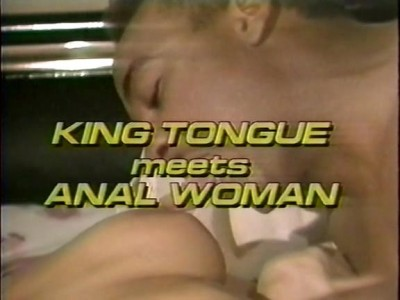 King Tung Meets Anal Woman