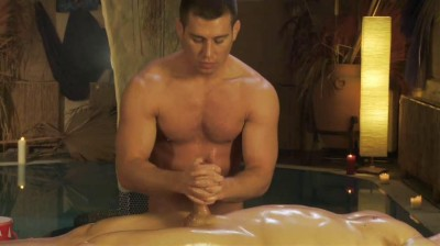 Genital massage / Gay-Tantra - The Multiple-Orgasmic Genital-Massage