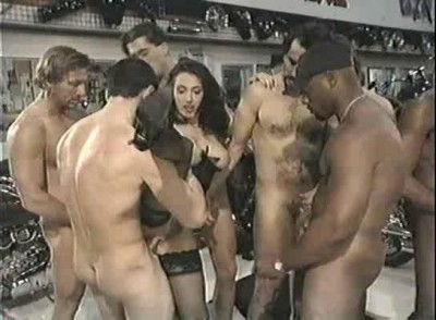 gang bang girl 20