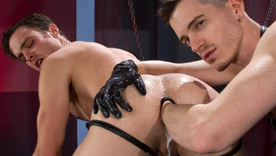 Hot Actions of Brandon Moore & Axel Abysse (480p,720p)