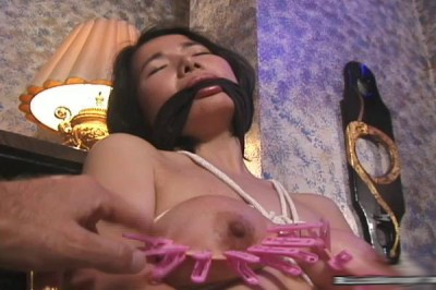 Rick Savage - Bound Asian Beauty 3 Melody