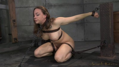 Chanel Preston Sexually Disgraced, Brutal Deep Throat Total Destruction By Dick (2014)