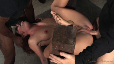 SexuallyBroken – November 20, 2015 – Savannah Fox – Matt Williams – Jack Hammer