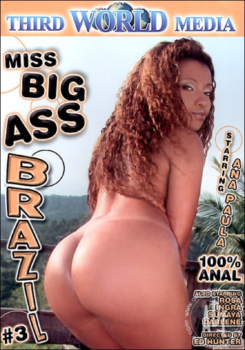 Miss Big Ass Brazil #3